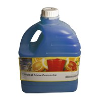 Concentré Tropical Snow  Lagon Bleu