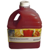 Concentré Tropical Snow  Framboise