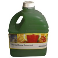 Concentré Tropical Snow  Menthe Verte