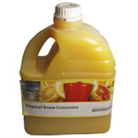 Concentré Tropical Snow  Citron
