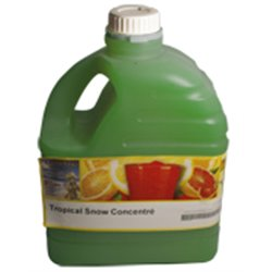 Concentré Tropical Snow Citron Vert