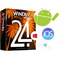 Windev Mobile 24 License